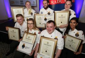 Craft Guild of Chefs final competition chefs culinary