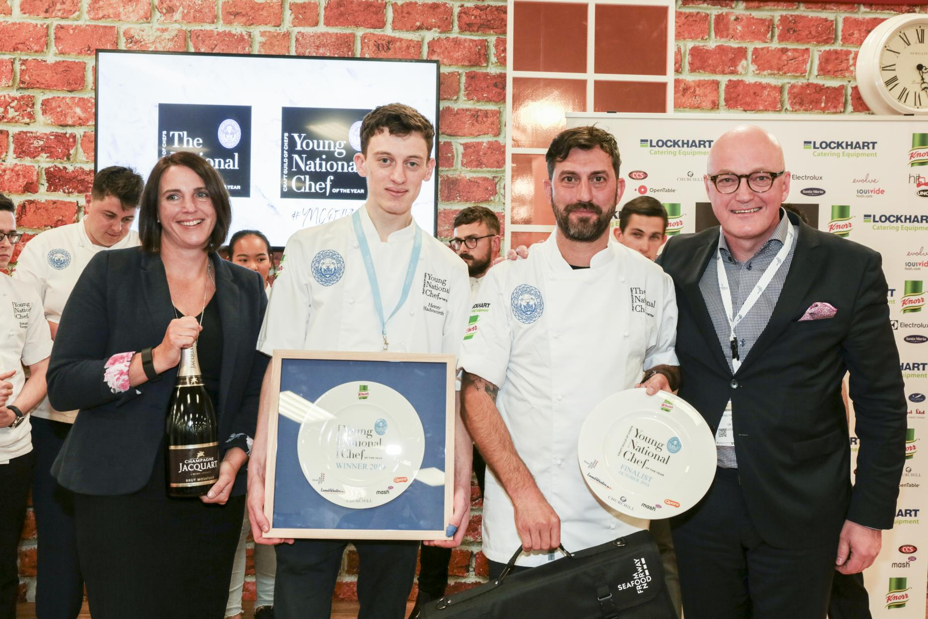 The Craft Guild of Chefs has begun its search for the next Young National Chef of the Year (YNCOTY) and has announced the exciting brief for the semi-finals taking place in June.